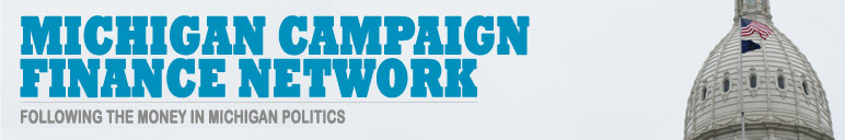 Michigan Campaign Finance Network logo